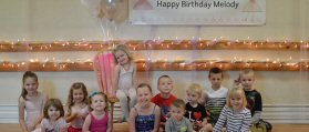 Fun and custom Birthday Parties for all ages!